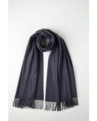 Johnstons - Nightshade Classic Cashmere Stole - Lyst