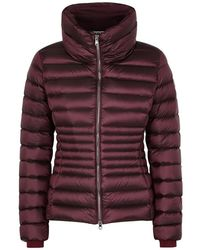 Colmar - Grape Quilted Shell Jacket - Lyst