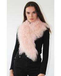 Florence Bridge Cosima Collar (pink)