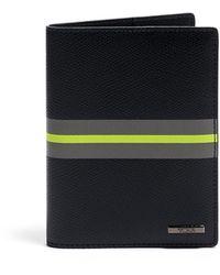 Tumi 109745 Passport Cover - Black