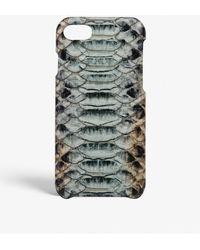 The Case Factory Iphone 7-8 Cobra Multicolour - Brown