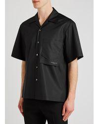 Wooyoungmi Shell Shirt - Black