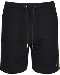 Luke 1977 Bull Black Shorts