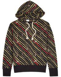 Loewe - X Paula's Ibiza Printed Cotton Sweatshirt - Lyst