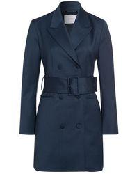 IVY & OAK Avena Grain Dress - Blue