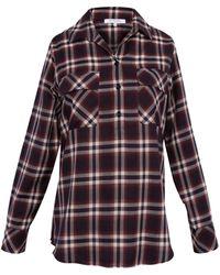 Gerard Darel Chequered Marla Shirt - Multicolour