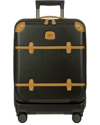 Bric's Bellagio Business V2.0 21 Olive Carry-on Spinner - Green