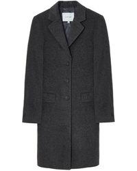 Jigsaw City Coat - Grey