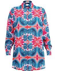 Paolita Zahur Shirt - Blue