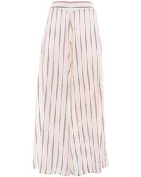 Paolita Efterpe Wide Leg Trouser - Multicolour