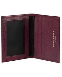 Aspinal | The Id And Travel Card Case | Lyst