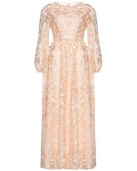 True Decadence - Lace Maxi Dress - Lyst