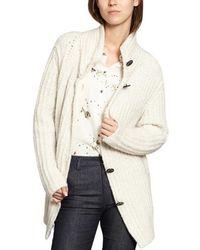 Cacharel - Wool Coat - Lyst