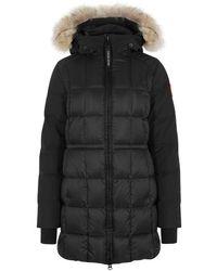 Canada Goose - Beechwood Fur-trimmed Shell Coat - Lyst