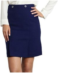 Cacharel - Hardware Skirt - Lyst