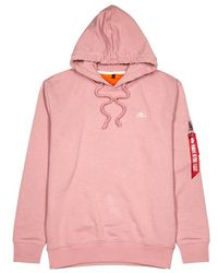 Alpha Industries - Xfit Rose Terry Sweatshirt - Lyst