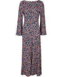 RIXO London Mimi Dress - Multicolour