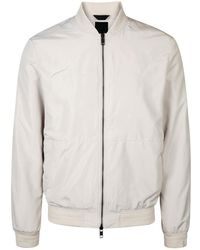 J.Lindeberg - Thom Gravity Water-resistant Shell Jacket - Lyst