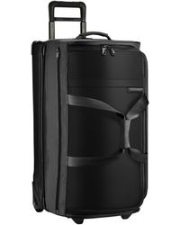 Briggs & Riley Large Upright Duffle - Black