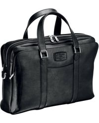 S.t. Dupont Laptop And Documents Holder L - Black