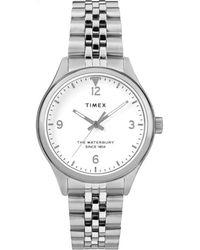Timex Waterbury Ladies - Metallic