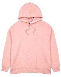 Acne Studios - Yala Hooded Cotton Sweatshirt - Lyst