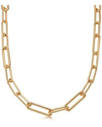 Missoma Coterie 18kt Gold-plated Chain Necklace - Metallic