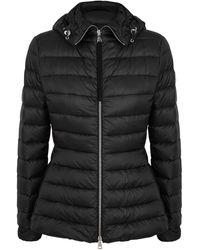 Moncler Quilted Amethyst Jacket - Black