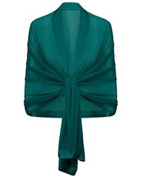 Ghost Zara Shawl Emerald Sea - Green