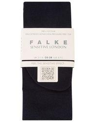 Falke - Sensitive London Stretch Cotton Socks - Lyst