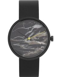 Aark Collective - X Daniel Emma Marble Stainless Steel Watch - Lyst