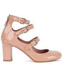 Tabitha Simmons - Ginger Blush Patent Leather Court Shoes - Size 4 - Lyst