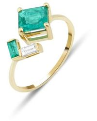 GFG Jewellery by Nilufer - Artisia Open Ring - Lyst
