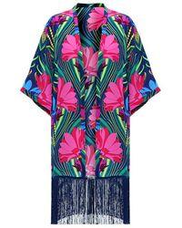 Paolita Maguey Kimono - Green