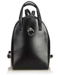 Cartier - Black Backpack - Lyst