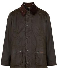 Barbour Classic Bedale Wax Jacket - Green