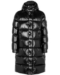 fe6075df9 Hanovarian Black Quilted Shell Coat