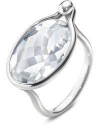 Georg Jensen Savannah Ring - Metallic