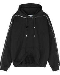 Collina Strada Sporty Spice Black Jersey Sweatshirt