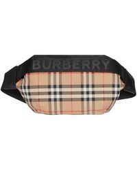 Burberry Medium Vintage Check Bum Bag - Multicolour