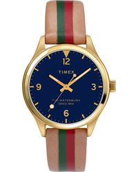Timex Waterbury Traditional - Blue