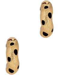 Rejina Pyo Iris Gold-tone Hoop Earrings - Metallic