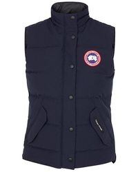 Canada Goose - Freestyle Quilted Arctic-tech Shell Gilet - Lyst