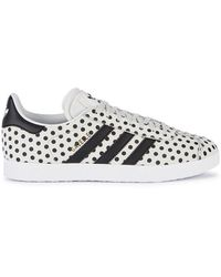 bbab824e63e3 Lyst - Converse Chuck Taylor All Star  70 Ox Polka Dots Trainer in ...