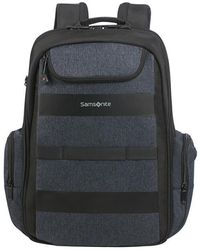 Samsonite 123558 15.6 Expandable Daytrip Backpack - Blue
