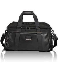 Tumi Bravo Mccoy Gym Bag - Black