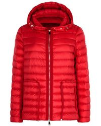Moncler - Raief Red Shell Jacket - Lyst