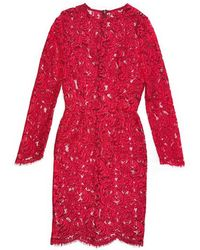 Fréolic London - Grace Iconic Red Dress - Lyst