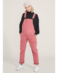 HATCH Maternity The Cord Overall - Pink