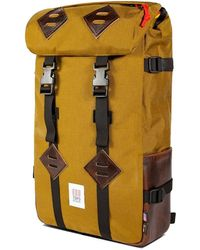 Topo - Klettersack Heritage Canvas Backpack - Lyst